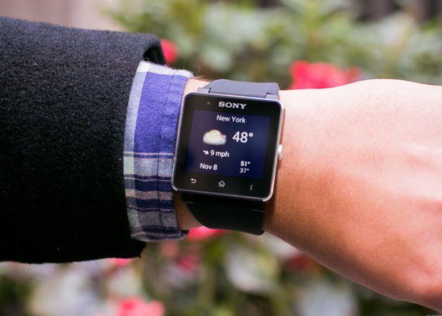 Đánh Giá Đồng Hồ Thông Minh Sony Smartwatch 2