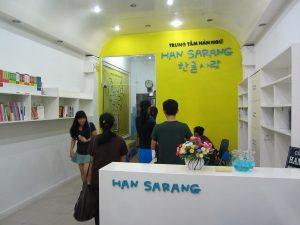 Top 10 trung tâm học tiếng Hàn tốt nhất TPHCM