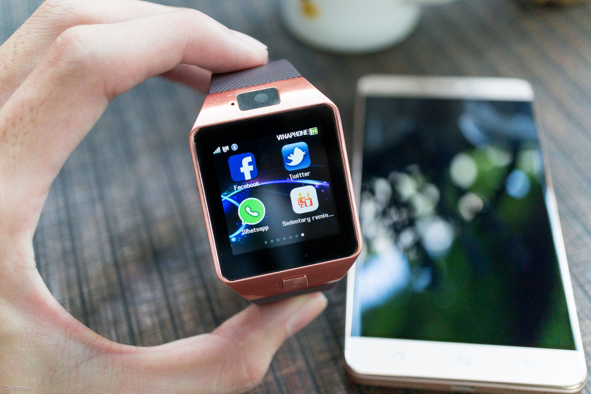 smartwatch dz09 review