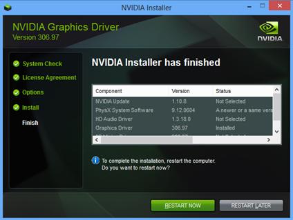 Cách sử dụng và cài đặt card màn hình rời Nvidia