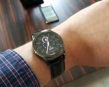 Đồng Hồ Thông Minh Samsung Gear S2 Classic