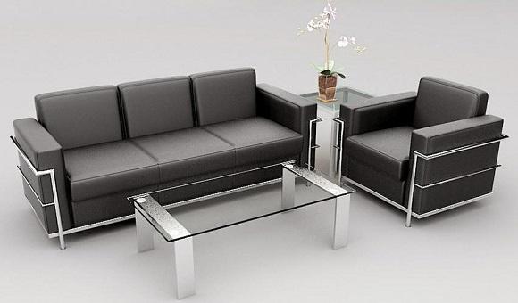 Sofa văn phòng – Đồ nội thất sang trọng, chất lượng tốt