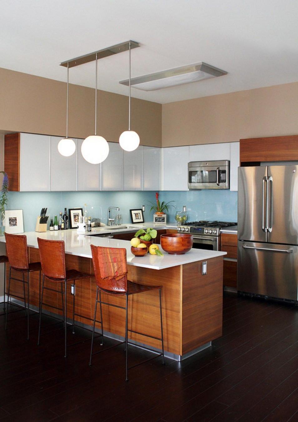 5 Mẫu Tủ Bếp Đẹp Hiện Đại Sự Mới Lạ Cho Căn Bếp Cũ
