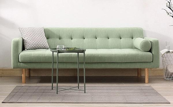Tiết kiệm diện tích tối đa của ghế sofa băng dài