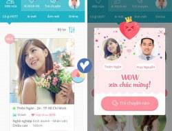 6 app hẹn hò online giúp bạn sớm thoát kiếp FA
