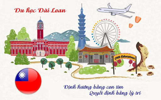 Top 9 trung tâm du học Đài Loan chính thống ở Hồ Chí Minh