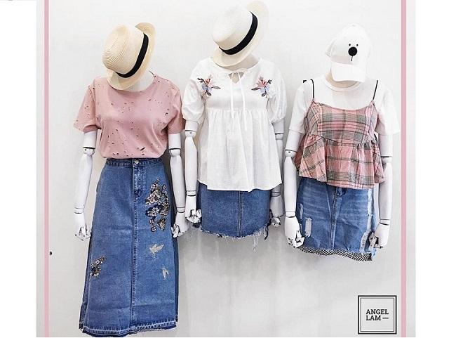 Angle Lam là Top Shop váy nữ đẹp nhất ở TPHCM