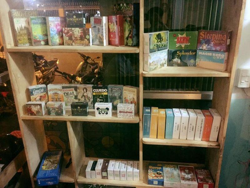 Top 7 shop bán board game tốt nhất TP Hồ Chí Minh