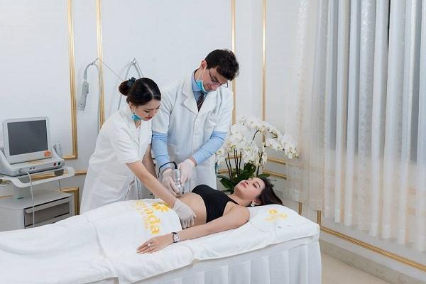 Top 10 spa giảm béo uy tín ở Hà Nội