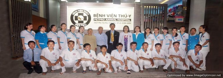 Gia đình Petpro Tân Phú
