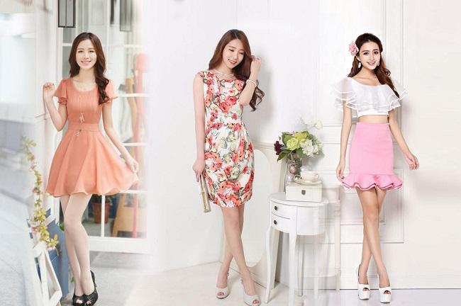 Happy Zoo Store là Top Shop váy nữ đẹp nhất ở TPHCM