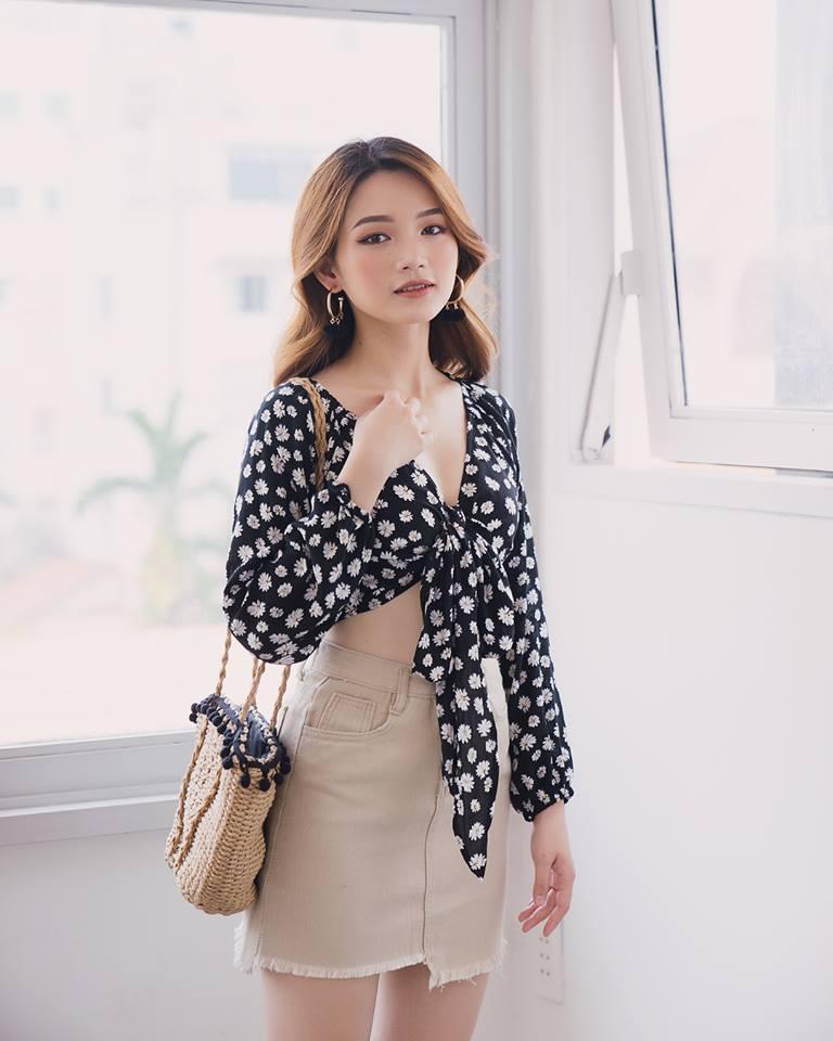 Top 10 shop bán áo croptop làm tan chảy giới trẻ TP Hồ Chí Minh