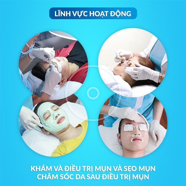 Top 9 địa chỉ điều trị mụn,spa nặn mụn tphcm được chị em ưa chuộng nhất
