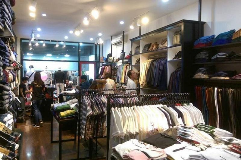 shop bán áo sơ mi nam đẹp ở tphcm - 4Men
