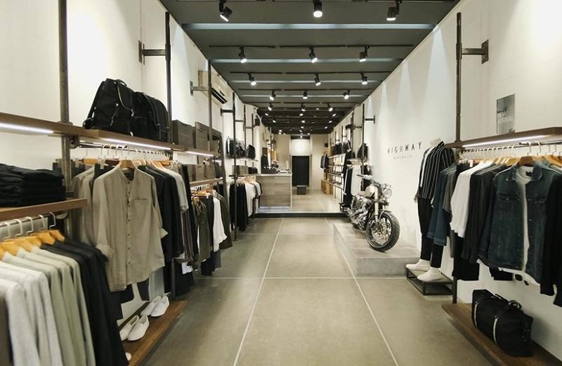 shop bán áo sơ mi nam đẹp ở tphcm - Highway Menswear