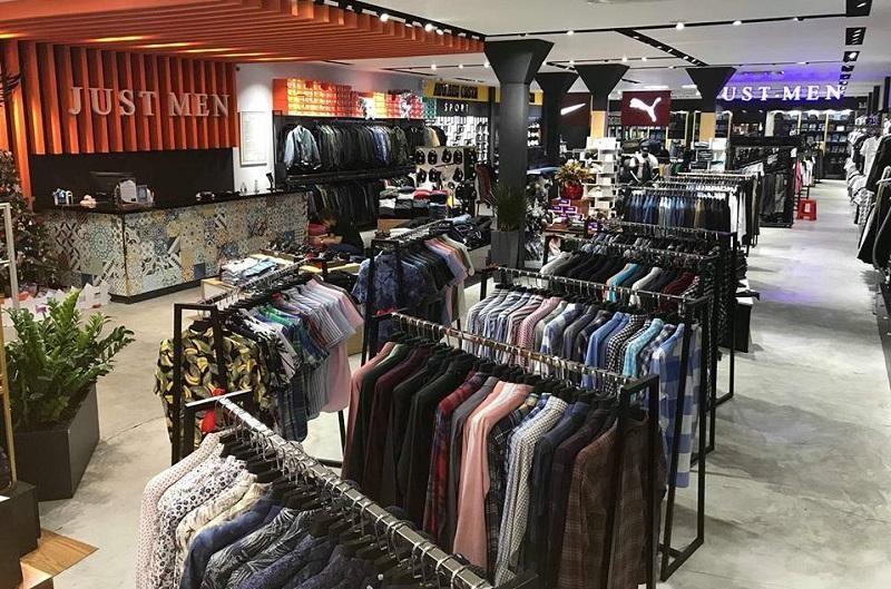 shop bán áo sơ mi nam đẹp ở tphcm - JustMen
