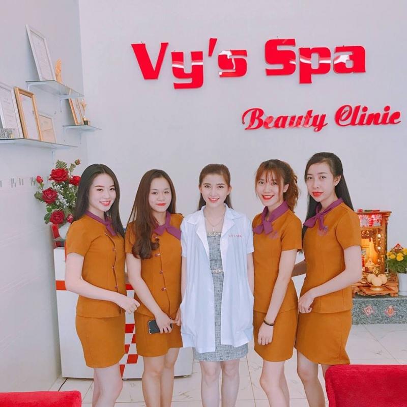Viện chăm sóc da Vy's Beauty Clinic