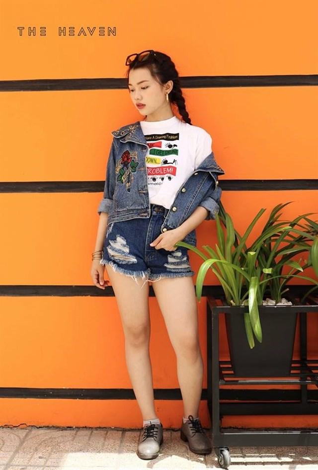 10 shop bán áo khoác jean được giới trẻ tin dùng nhất TP Hồ Chí Minh.