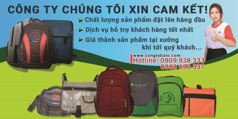 Top 10 shop bán balo laptop chất lượng nhất TP Hồ Chí Minh