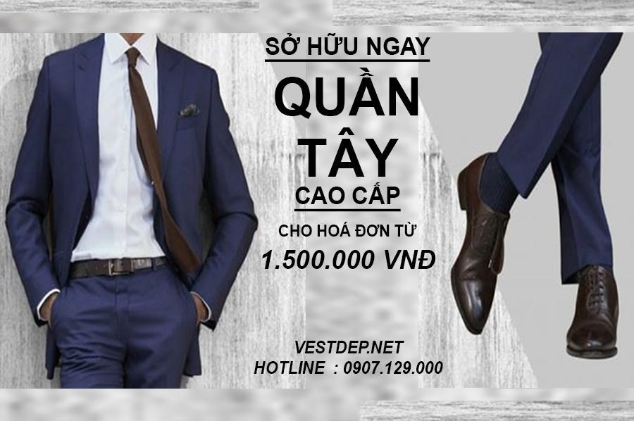 Top 10 shop bán đồ công sở nam giá rẻ – chất lượng tại TP Hồ Chí Minh