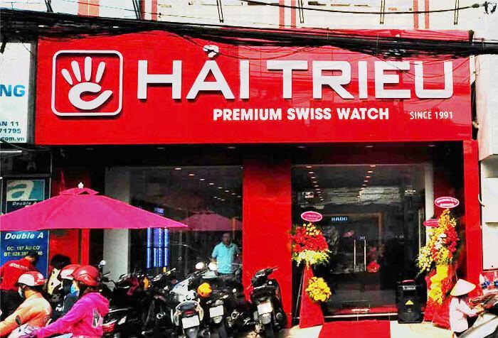 Top 6 shop bán đồng đồ cặp cực chất tại TP Hồ Chí Minh